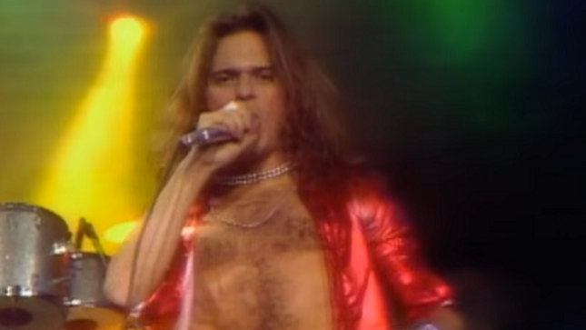 Celebrate 40th Anniversary Of VAN HALEN's 1978 Debut On In The Studio With Redbeard