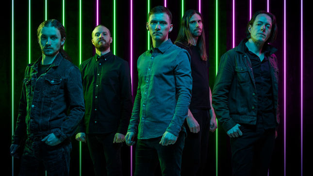 "TESSERACT To Release Sonder Album In April; ""Luminary"" Single Streaming; Tour Dates Announced"