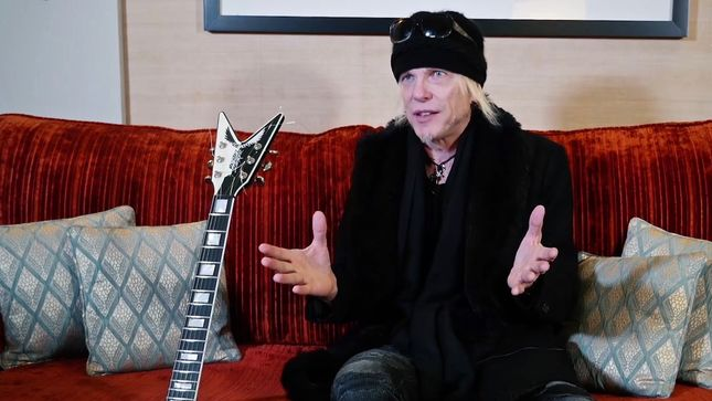 "MICHAEL SCHENKER On Upcoming Resurrection Album - ""It Was Such A Fantastic Record To Record""; Video"