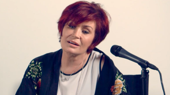"SHARON OSBOURNE Exposes AEG's ""Attempt To Blackmail"" OZZY OSBOURNE Into Playing Staples Center In Los Angeles"