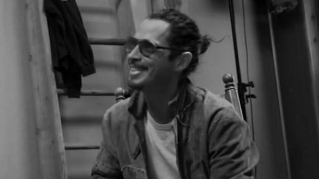 CHRIS CORNELL Featured On JOHNNY CASH: Forever Words, Due In April