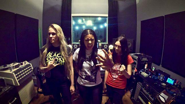 NERVOSA Begins Recording New Album