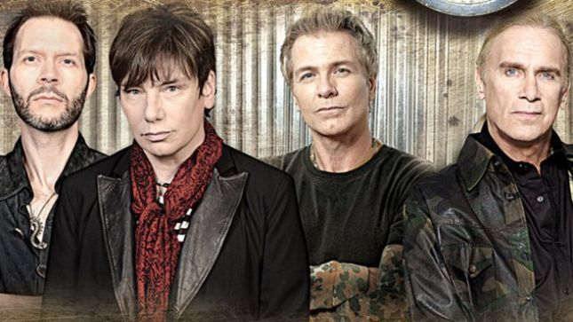 MR. BIG Vocalist ERIC MARTIN On The Passing Of Drummer PAT TORPEY -