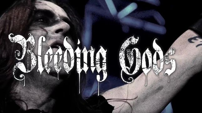 BLEEDING GODS Post Live Footage From Dodekathlon Album Release Show; Video
