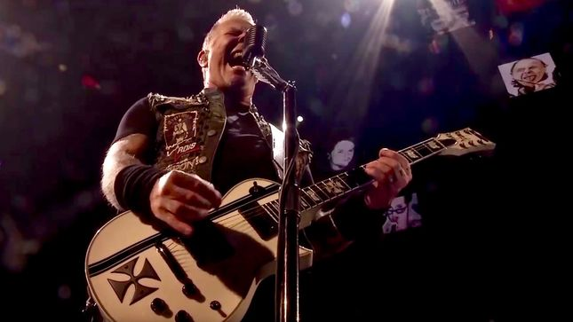 "METALLICA Performs ""Breadfan"" In Barcelona; Pro-Shot Video Posted"