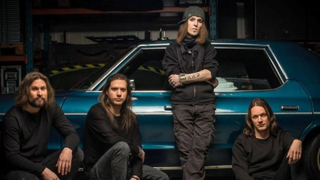 CHILDREN OF BODOM To Discuss Making Of New Album During Upcoming Facebook Live Q&A