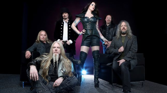 NIGHTWISH Announce BEAST IN BLACK As Special Guests On Decades European Tour