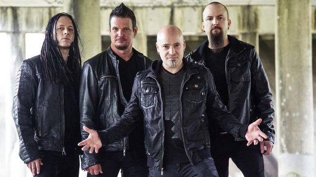 DISTURBED Return To The Studio; Day 1 Video Posted