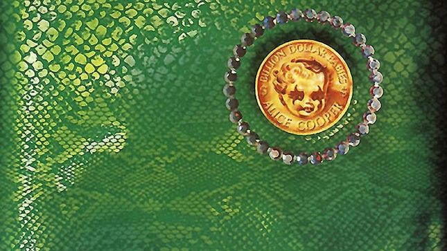 ALICE COOPER - 45th Anniversary Of Billion Dollar Babies Album Celebrated On InTheStudio; Audio Interview