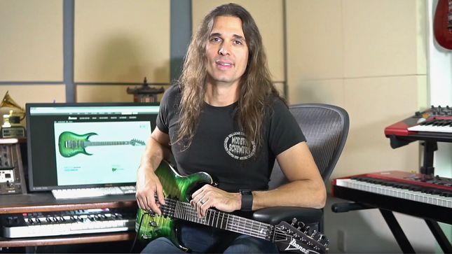 """MEGADETH Guitarist KIKO LOUREIRO Uploads Home Rehearsal Footage Of """"Hangar 18"""""""