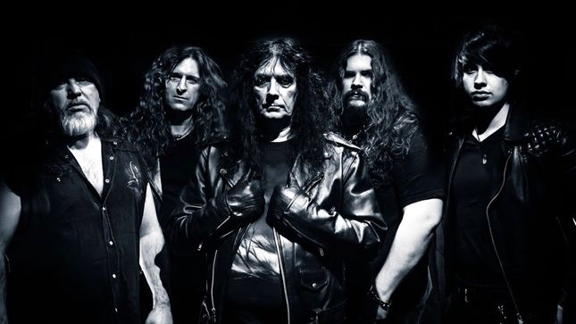 NWOBHM Legends BLITZKRIEG To Release Judge Not Album In April; Details Revealed