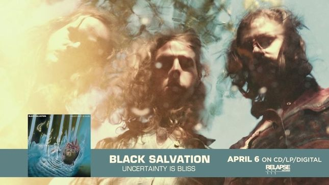 BLACK SALVATION Sign To Relapse Records; New Album Out In April; Track Streaming
