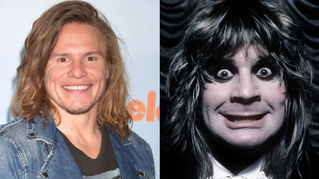 m tley cr e school of rock star tony cavalero in talks to play ozzy osbourne in the dirt movie. Black Bedroom Furniture Sets. Home Design Ideas