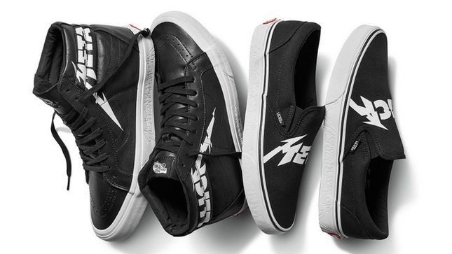 METALLICA Team Up With Vans Again