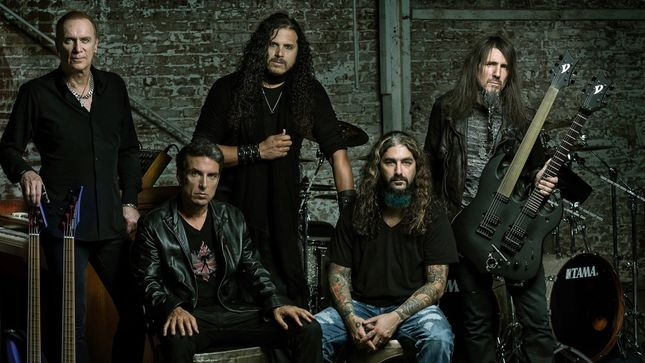 "MIKE PORTNOY On SONS OF APOLLO - ""It's Like A Five Ring Circus"""