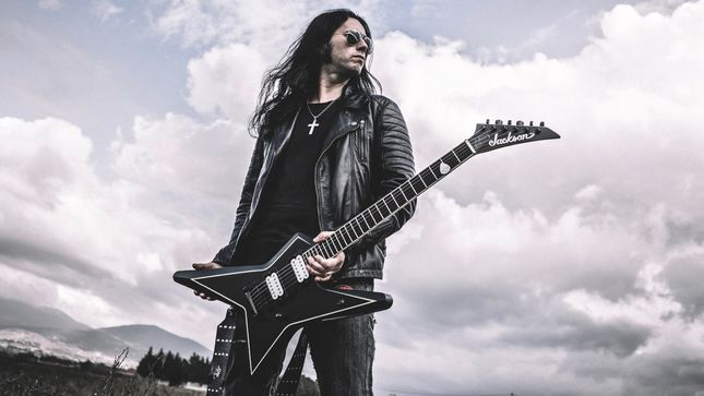"FIREWIND Guitarist GUS G. Premiers ""Letting Go"" Music Video"