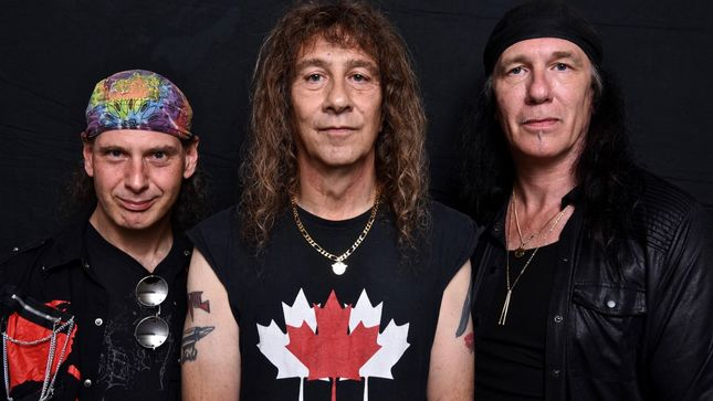 "ANVIL Frontman STEVE ""LIPS"" KUDLOW Feels ""Bruised And Tainted"" By Users And Haters; Audio"