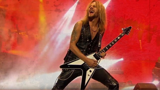 JUDAS PRIEST Guitarist RICHIE FAULKNER On The Importance Of Music Videos -