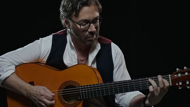 "AL DI MEOLA Discusses New Songs ""Notorious"" And ""Frozen In Time""; Track-By-Track Video Interviews"
