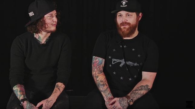 """ASKING ALEXANDRIA Discuss """"Into The Fire"""" In New Song Stories Episode; ..."""
