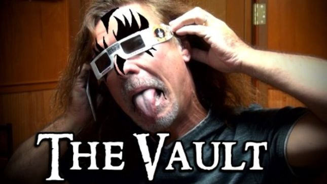 "Vocal Coach / Songwriter KEN TAMPLIN Unboxes GENE SIMMONS' The Vault Experience - ""It's Genius Marketing"""