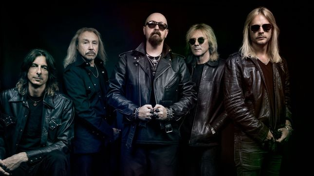 "JUDAS PRIEST - ROB HALFORD Says Guitarist RICHIE FAULKNER ""Really Shined Through"" On Firepower"