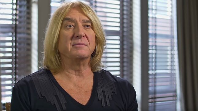 "DEF LEPPARD Singer JOE ELLIOTT Discusses On Through The Night Album's Standout Song ""Wasted"" - ""It Came From A Very Honest, Excitable Spot In Our Youth""; Video"