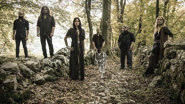 "Exclusive: SHADYGROVE Featuring ELVENKING, SOUND STORM, EVENOIRE Members Debut ""Scarlet Wood"" Music Video"