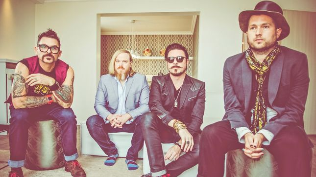 RIVAL SONS Sign To Low Country Sound / Atlantic Records; Tour Dates Announced Around Shaky Knees Festival Performance