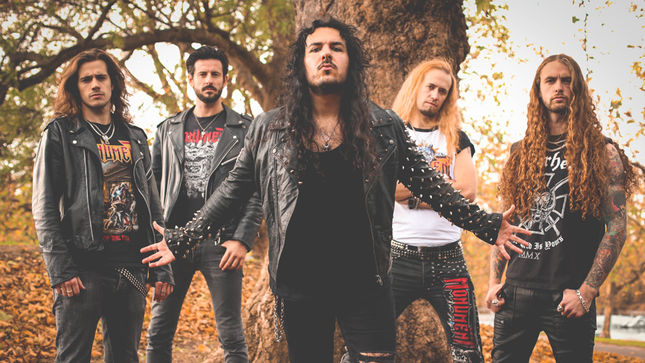 "MONUMENT Release ""Wheels Of Steel"" Video"