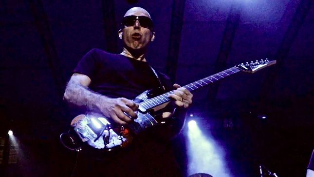 JOE SATRIANI, ZAKK WYLDE, STEVE VAI, CHRIS POLAND Featured On New Guitar Masters Collection