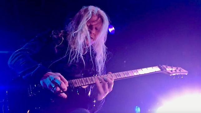 ARCH ENEMY Release Recap Video From Concert In Hiroshima, Japan