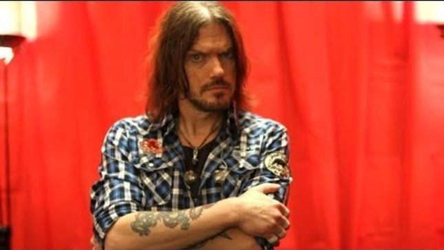 Guns N Roses Keyboardist Dizzy Reed Looks Back On His