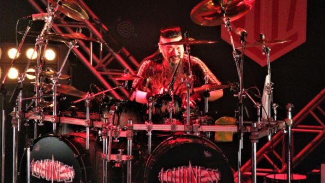 LOUDNESS Drummer MASAYUKI SUZUKI Suffers Stroke; Upcoming Tour Dates To Go Ahead With Temporary Replacement