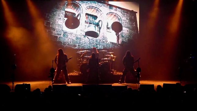 SABATON Live In Huntington, New York - Video Of Full Performance Streaming