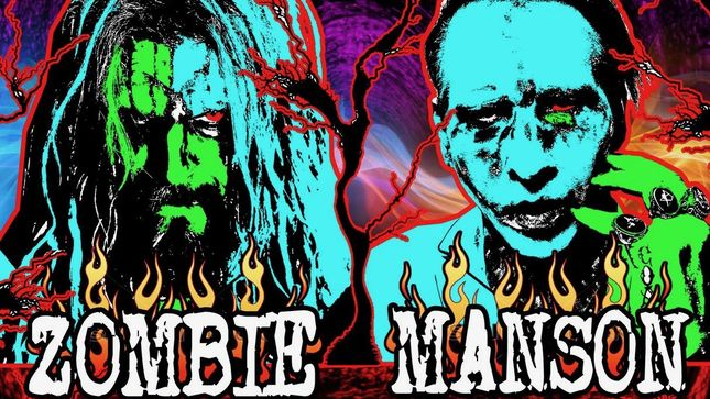 ROB ZOMBIE And MARILYN MANSON Join Forces For Twins Of Evil - The Second Coming Summer Tour
