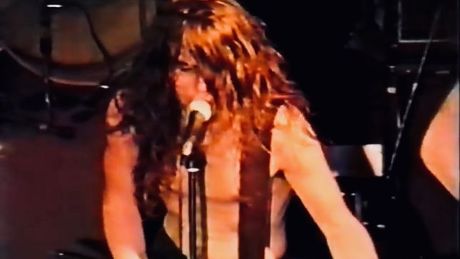 KREATOR - Rare 1988 Live Video From The Netherlands Posted