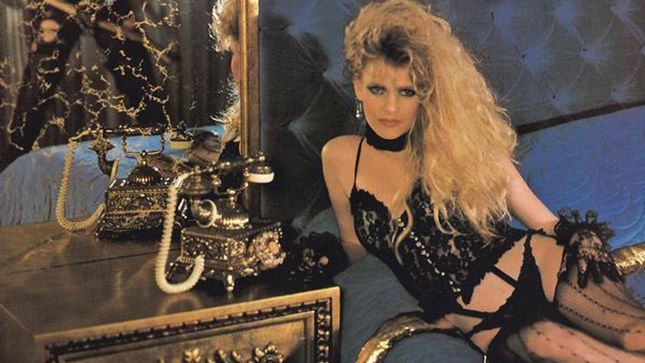LIZZY BORDEN - Love You To Pieces And Menace To Society LP Reissues Available
