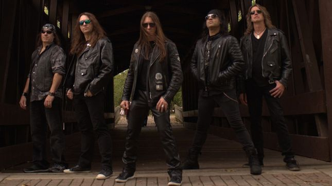 REVERENCE Sign With ROAR! Rock Of Angels Records; New Album Being Written