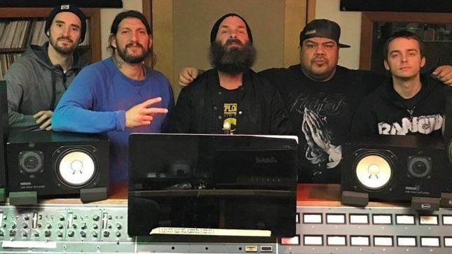 MADBALL Finishing Up New Record; ICE-T To Guest On Track