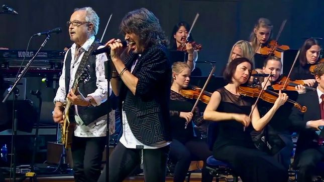 FOREIGNER Offer Full Audio Preview For Upcoming Foreigner With The 21st Century Orchestra & Chorus Release