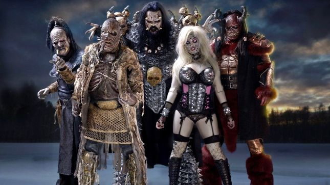 LORDI Reveal More Details For Upcoming Sexorcism Album