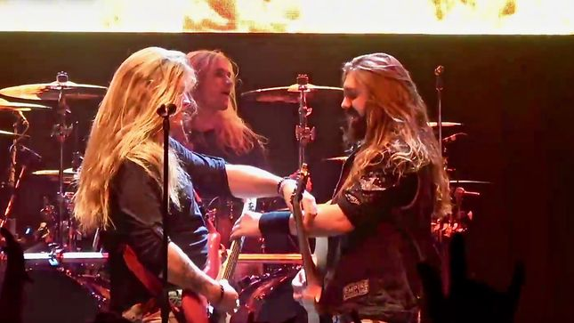 SABATON Live In Silver Spring, Maryland - Video Of Full Performance Streaming