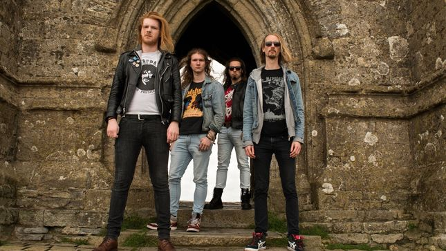 SEVEN SISTERS To Release The Cauldron And The Cross Album In April; Video Teaser Posted