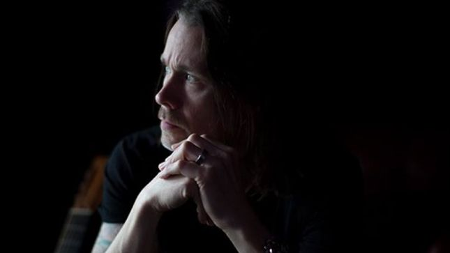 "MYLES KENNEDY Presents ""Love Can Only Heal"" Lyric Video"