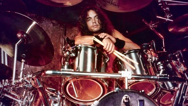 Late MEGADETH Drummer NICK MENZA - Official Online Merchandise Store Now Open