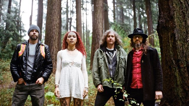 "WITCH MOUNTAIN To Release New Self-Titled Album In May; ""Burn You Down"" Track Streaming"