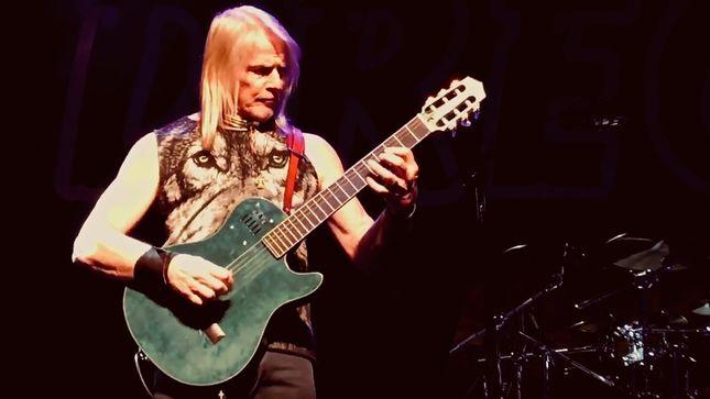 DEEP PURPLE / DIXIE DREGS Guitarist STEVE MORSE Offers Reward For Return Of Custom Built Guitar Stolen In Washington