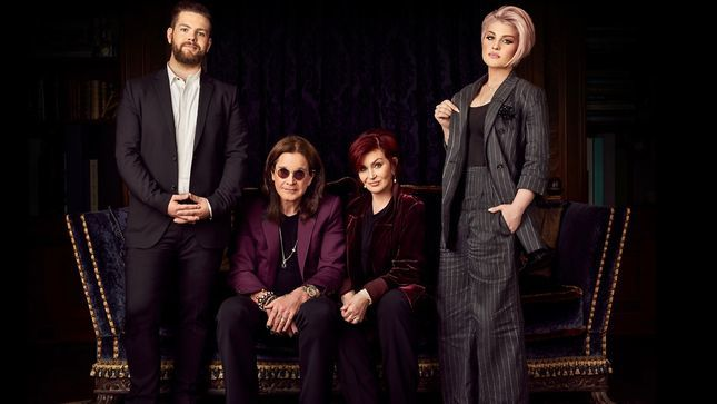 OZZY OSBOURNE - Second Episode Of The Osbournes Podcast Streaming In Full