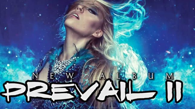 KOBRA AND THE LOTUS - Behind The Scenes Of Prevail II Recordings; Video